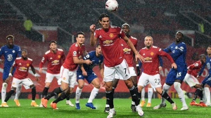 Jadwal Liga Inggris dan Prediksi Big Match Chelsea vs Manchester United