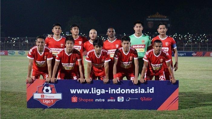 LINK LIVE STREAMING Borneo FC vs Badak Lampung Selasa 5 November 2019, Susunan Pemain Kedua Tim