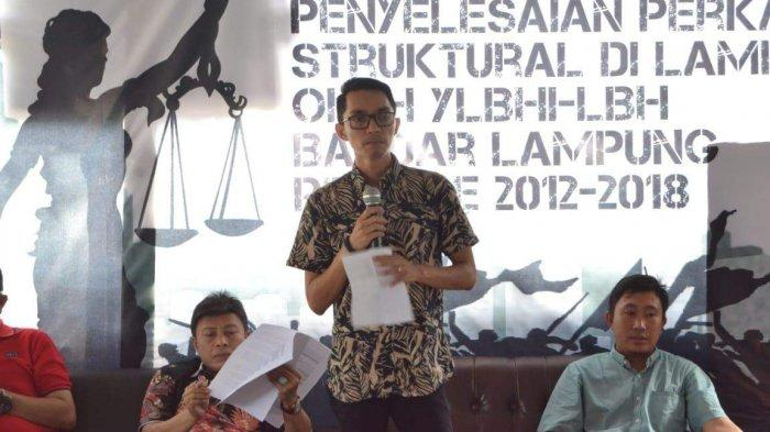 LBH Bandar Lampung Sayangkan Camat dan Lurah yang Sambangi Anggota Panwaslu