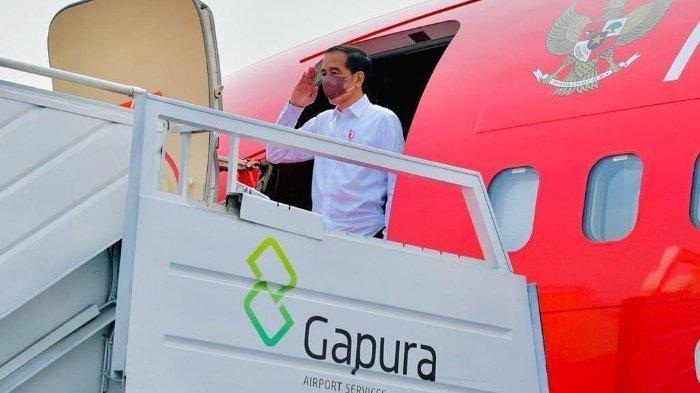 Presiden Jokowi Akan Buka PONXX 2021