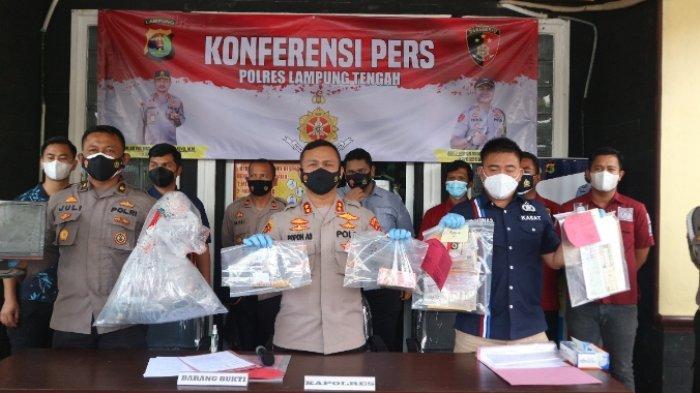 Pria Bunuh Istri Sirinya di Lampung Tengah, Motif Asmara hingga Ingin Kuasai Harta Korban