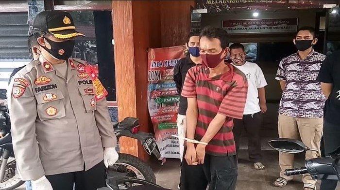 Bawa Kabur Motor Korban Lakalantas, Pria Palembang Ditangkap Polisi