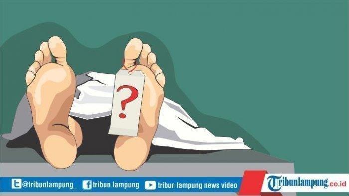 Geger Video Penemuan Mayat Perempuan tanpa Busana di Sungai Tegineneng
