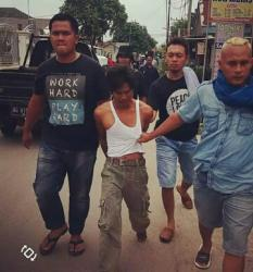 Paman Penculik Keponakan Dibekuk di Bandar Jaya