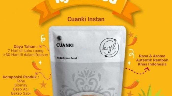 produk makanan Instan