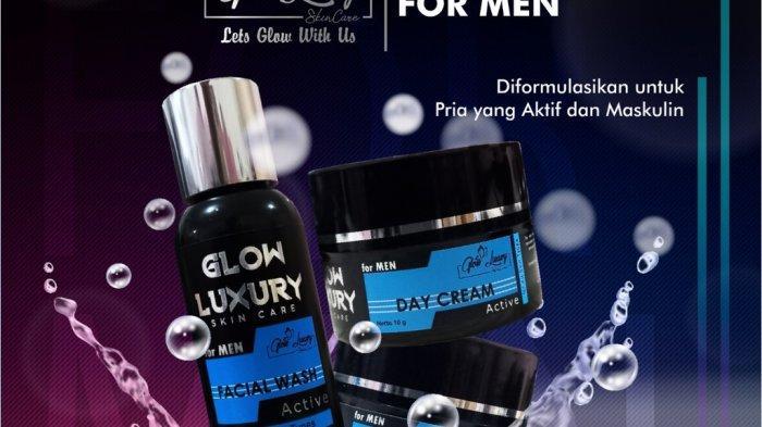 produk perawatan tubuh pria