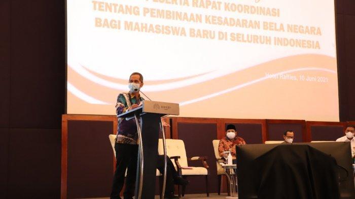 Koordinator FRPKB Prof Karomani Nilai Generasi Muda Alami Kemerosotan Karakter