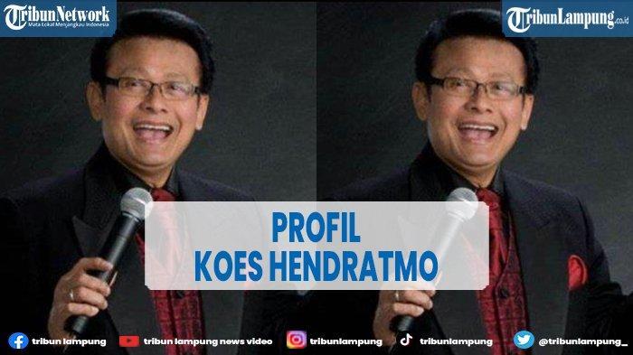 Profil Penyanyi Senior Koes Hendratmo, Presenter Kuis Berpacu dalam Melodi yang Meninggal Dunia