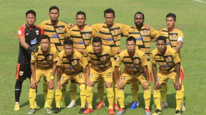 Profil Mitra Kukar di Liga 2 2021 dan Daftar Pelatih Pernah di Mitra Kukar