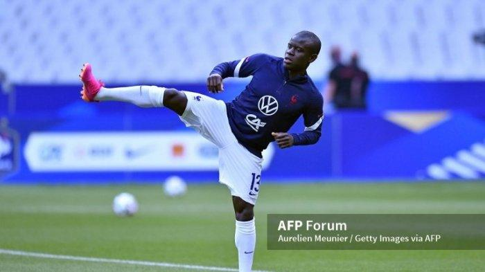 Jelang Pembukaan Euro 2020, Prancis Berharap Tuah N'Golo Kante