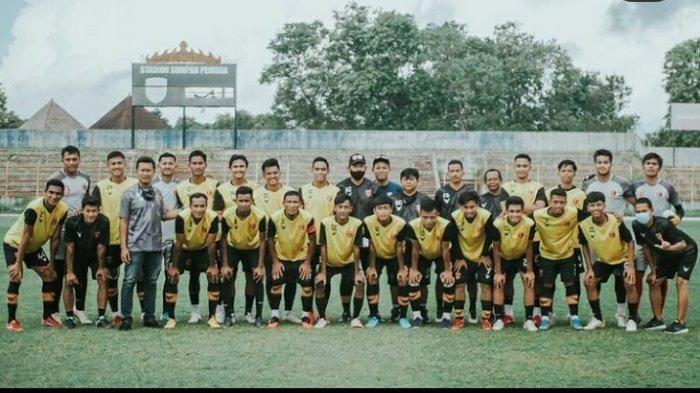 Badak Lampung FC Liburkan Pemainnya, Budiardjo Thalib Minta Pemain Jaga Kebugaran Fisik