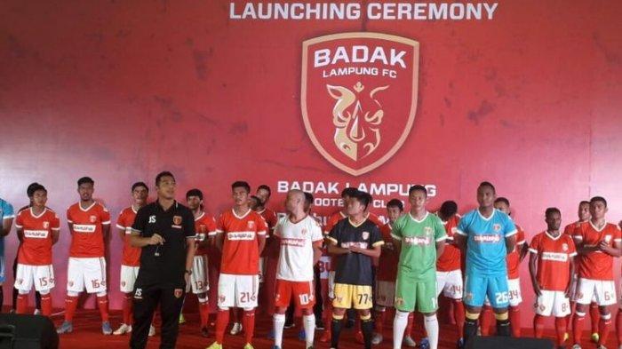 Profil Tim Badak Lampung FC, Update Terbaru Daftar Pemain Skuad BLFC Jelang Liga 2 2021