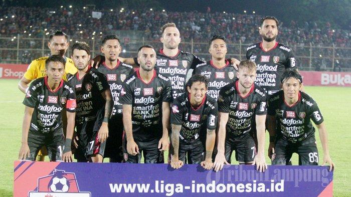 PROFIL Tim Bali United di Liga 1 2021, Serdadu Tridatu Masih Cari Pemain Asing