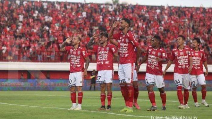 Profil tim Bali United di Liga 1 2021