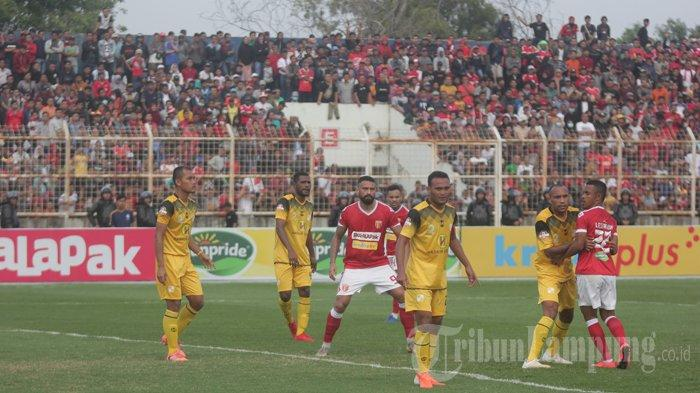 Badak Lampung FC Diliburkan, Para Pemain Lakukan Kegiatan Positif