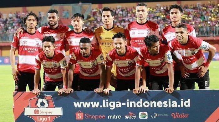 Profil Tim Madura United, Tim Laskar Sape Kerrab di Liga 1 2021