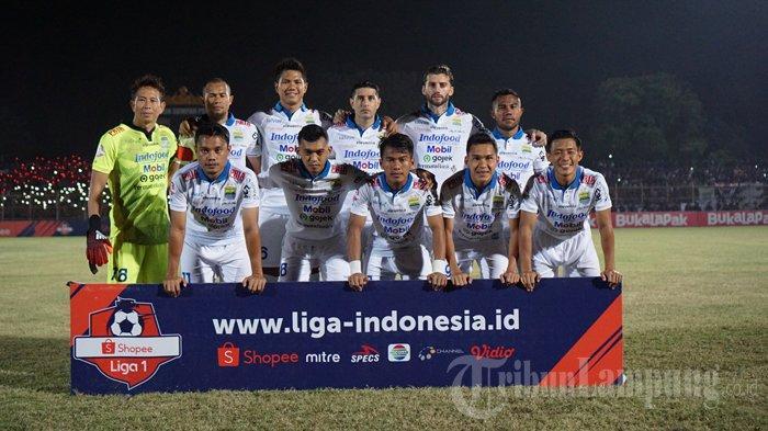 Profil Tim Persib di Liga 1 2021, Simak Daftar Pelatih Persib