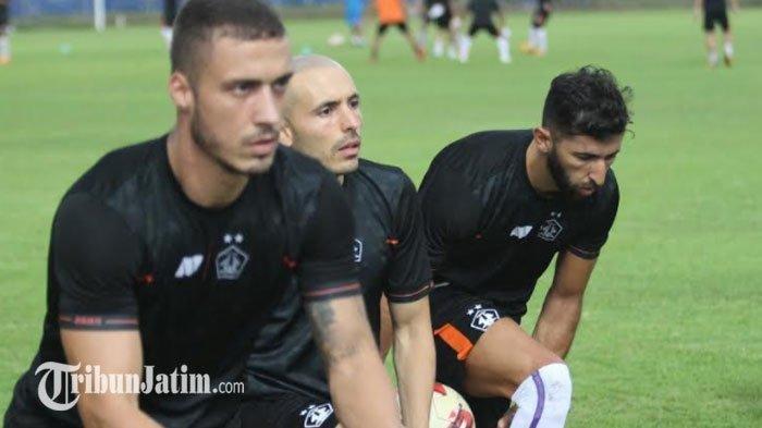 Profil Tim Persik Kediri di Liga 1 2021, Macan Putih Datangkan 3 Pemain Asing