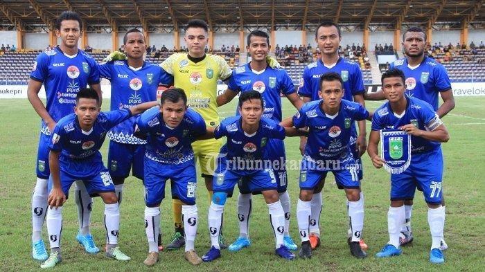 Profil Tim PSPS Riau di Liga 2 2021