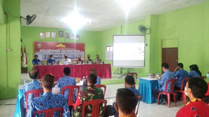 BNN Lampung Galakkan Program Bersinar