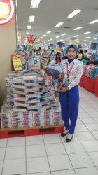 Promo Back to School, Chandra Superstore Tanjung Karang Beri Harga Spesial Untuk Buku Tulis