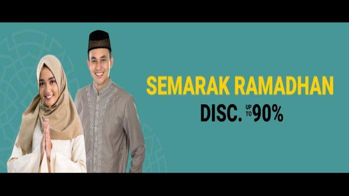 Promo Baju Lebaran 2019, Semarak Ramadhan 2019 dari Shopee - Diskon Hingga 90 %