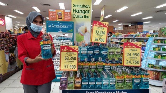 Promo Candra Super Store Tanjungkarang Jelang Ramadan, Obat Kumur hingga Minuman Ringan