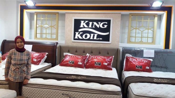 Promo Kasur Florence dan King Koil di Chandra Superstore Tanjungkarang