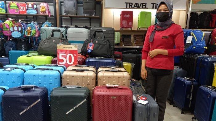 Promo Matahari Department Store, Travel Time Fair Diskon Up To 70 Persen Plus Cashback
