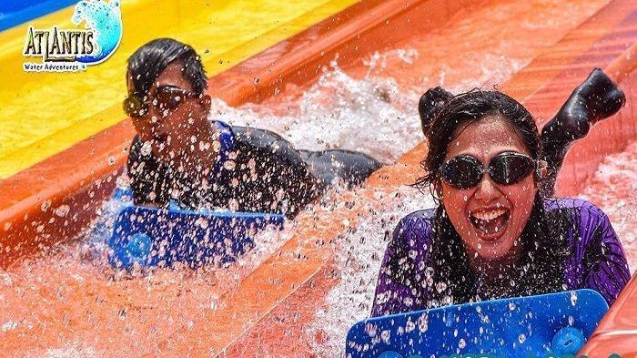 Promo Menarik Wahana Atlantis Water Adventure Taman Impian Jaya Ancol