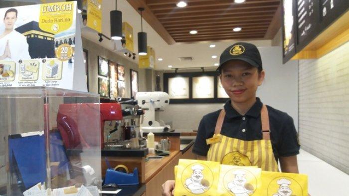 Promo Roti O- Roti Plus Minuman Matcha Blend Cuma  Rp 25 Ribu
