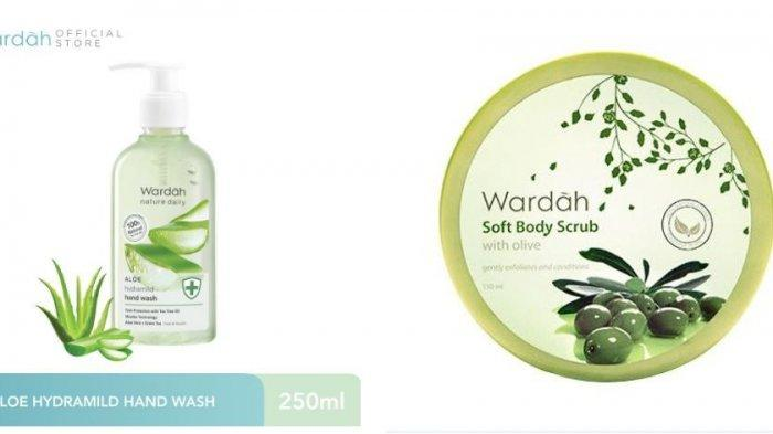 Promo Shopee, Promo Produk Body Cleansing Wardah