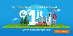 Promo Tiket Pesawat Murah di Traveloka