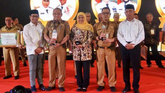 Provinsi Lampung Pelaksana Terbaik Program Inovasi Desa