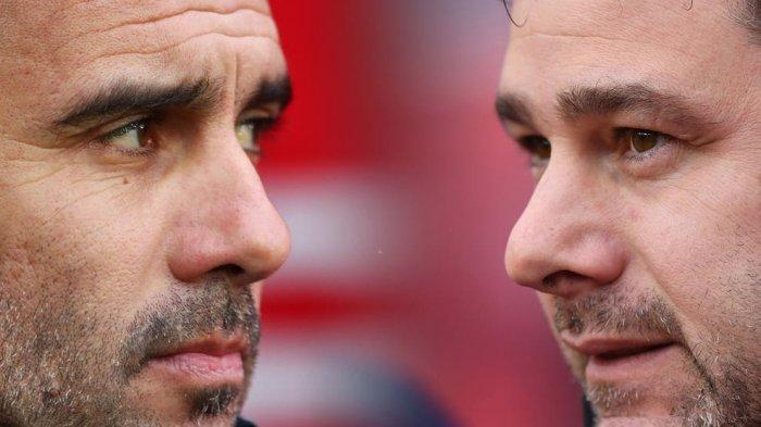 Semifinal Liga Champions PSG vs Man City, Pochettino Sebut Tak Ada Masalah Pribadi dengan Guardiola