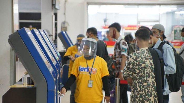 PT ASDP Bakauheni Imbau Pengguna Jasa Penyeberangan Reservasi Tiket via Ferizy