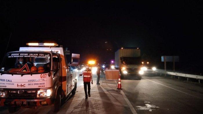 Cegah Kecelakaan di JTTS, PT Hutama Karya Gelar Operasi Mengantuk