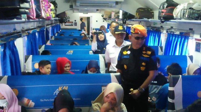 PT KAI Divre IV Tanjungkarang Prediksi Jumlah Penumpang Meningkat di Mudik Lebaran 2019