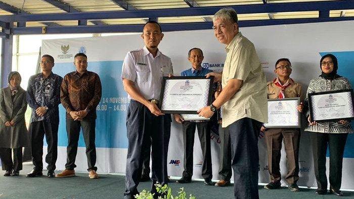 PT KAI Raih Penghargaan dari International Council for Small Business (ICSB) Indonesia