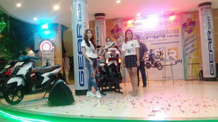 PT Lautan Teduh Launching Yamaha GEAR 125