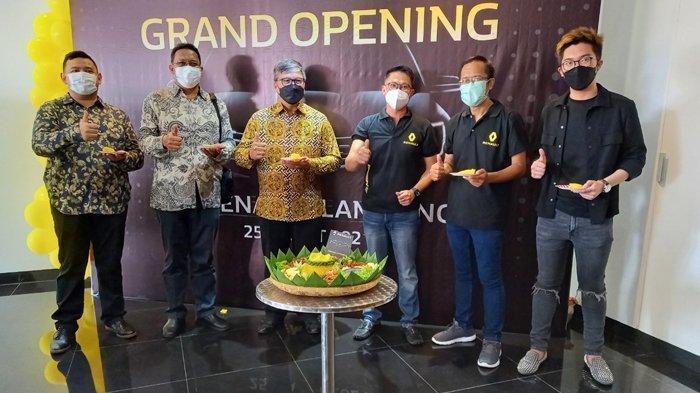 PT Mega Mitra Mobilindo selaku Dealer Resmi Mobil Renault di Lampung Sukses Melakukan Grand Opening