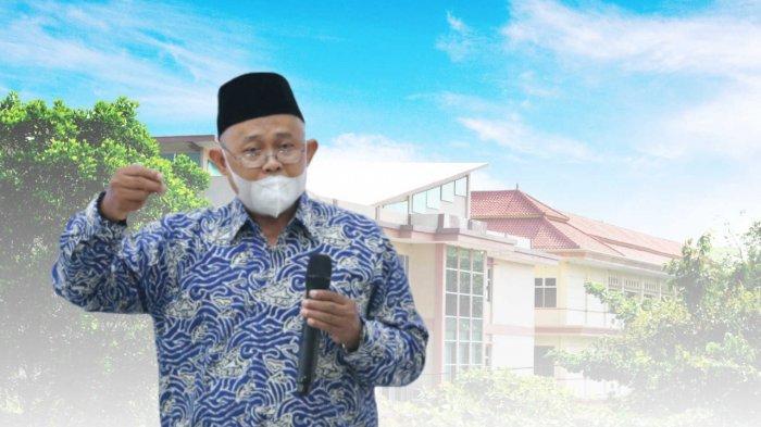Dr Agus Sujarwanta Wakil Rektor UM Metro Jelaskan Perspektif MBKM dalam Pendidikan Tinggi