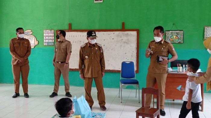 PTM di Mesuji Lampung Tak Serentak, Bupati Saply: Beberapa Sekolah Belum Siap