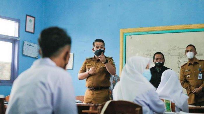 PTMT di Pesawaran, Dendi Minta Satpol PP Razia Antisipasi Pelajar Nongkrong Seusai Sekolah