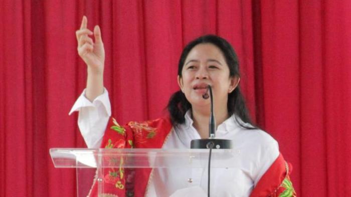 Ditanya Maman Suherman Pilih Menteri atau Ketua DPR, Puan Maharani Tertawa Sambil Bilang Begini