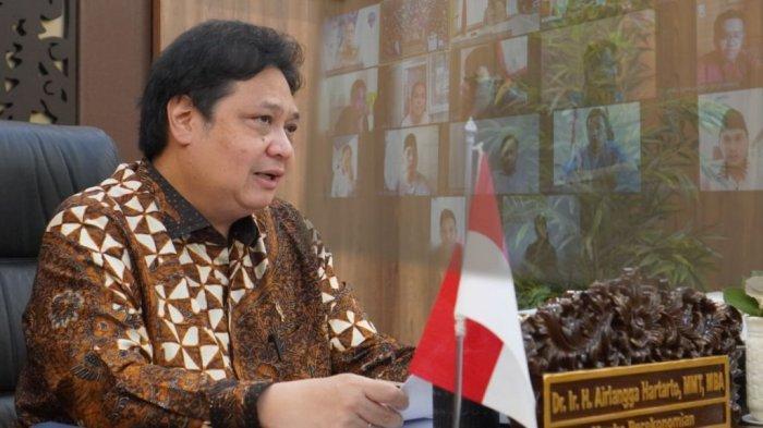Menko Airlangga : Refocusing Anggaran dan Inovasi Pemerintah Daerah Minimalisir Dampak Covid-19