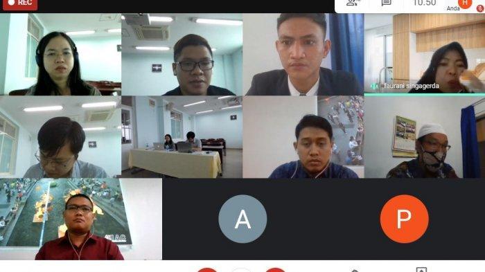 Dibimbing Dosen UEL Vietnam, Mahasiswa Prodi Manajemen IIB Darmajaya Selesaikan Joint Research