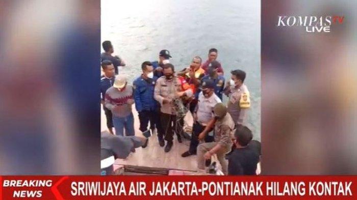 Foto-foto Perlihatkan Puing-puing Pesawat Sriwijaya Air SJ ...