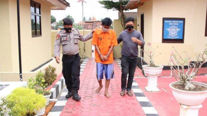 Pulas Tidur, Warga Pringsewu Tak Sadar Rumahnya Dikepung Polisi