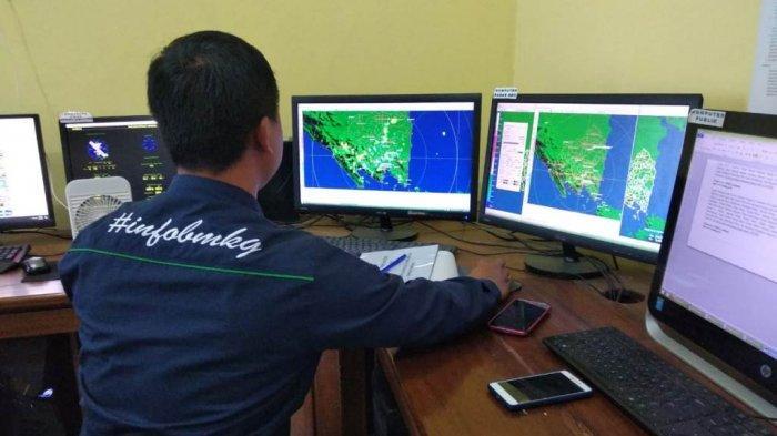 BMKG Lampung: Puncak Musim Hujan di Lampung Bagian Selatan